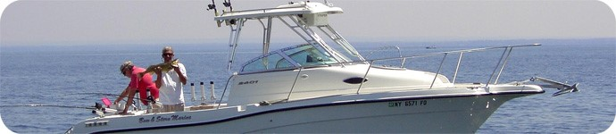 Bow and Stern Marine Boat Sales